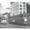 Streetcars at 1st and Market (1948)