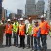 Site Tour with Mayor Lee & Chinese Transport Minister