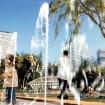 Ned Kahn: Park Level Bus Jet Fountain
